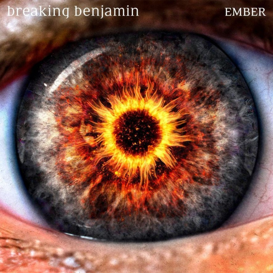 breaking benjamin ember album cover